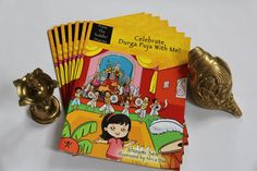Review : Celebrate Durga Puja With Me   Have you ever read a children's book that sent you strolling down the memory lane ? I think Celebrate Durga Puja with Me by Shoumi Sen is going to be one such book for many of you who grew up in West Bengal Assam Odisha or any other parts of India where Durga Puja is grandly celebrated. Before I tell you more about the book let me remind you that this is part of the diverse children's literature series on my blog.  About the Book  Title : Celebrate…