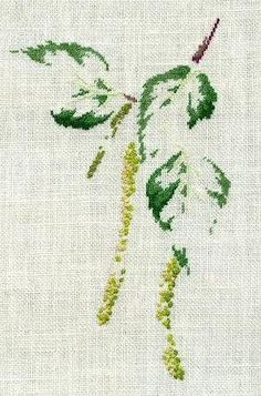 Risultati immagini per marie thérèse de saint aubin Cross Stitch Pillow, Cross Stitch Tree, Mini Cross Stitch, Cross Stitch Needles, Cross Stitch Alphabet, Cross Stitch Flowers, Cross Stitch Charts, Cross Stitch Patterns, Types Of Embroidery