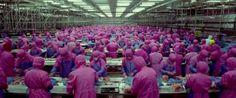 Holocaust on a Conveyor Belt - Assembly Line of Death