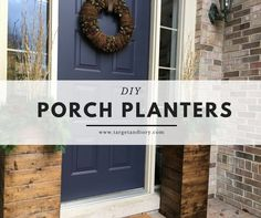 Hey guys! Today I'm going to share a super basic DIY project that I completed this week. This is a VERY easy build and it cost under $25 for each planter! Lets…