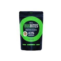 Eating edible insects has never been this easy! Forget your avarage protein and power bars and say hello to Bugbites! It´s made with veggie proteins and yes, crickets. Protein Snacks, Oats Snacks, Vegetable Protein, Plant Based Protein, Cricket Flour, Edible Insects, Soy Protein Isolate, Power Bars, Nutritional Value