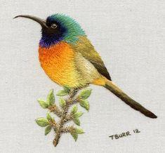 """Протея артишоковая - национальный символ ЮАР   """"Я всегда любила рукоделие. Сначала научилась шить, вязать и рисовать, а в 1990 году ув..."""