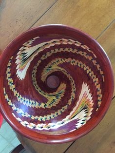 Wood Turning Art Welcome To The Segmented Wood Turning