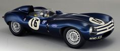 Ecurie Ecosse1956 Jaguar D-Type Short Nose
