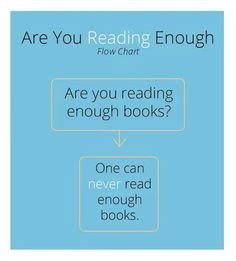 Are you reading enough books?