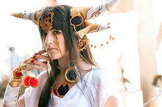 Miwa création   Cosplay Ashura - Rg Veda