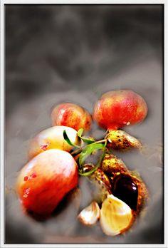 Frutta esotica. - Elaborazione digitale.