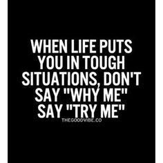 Try Me! #motivation #ihearthair #ihearthairinc #ihh www.ihearthairinc.com