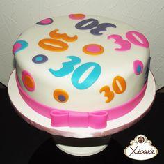 Cake Aniversário De repente 30
