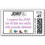 I support JDRF!
