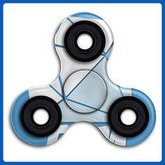 Heyake The Diamond Minecart DanTDM Tri-Spinner Fidget Spinner Hand Toy High Speed Spin - Fidget spinner (*Amazon Partner-Link)