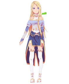 Sword Art Online OC (Elredar) by ku-noichi