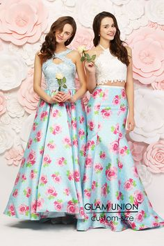 HELLO.GORGEOUS. Come shop with us for dazzling prom & formal dresses. Custom-size available.