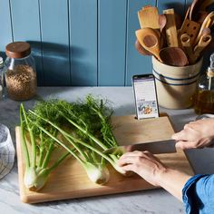 Double-Sided Cutting Board from Food52
