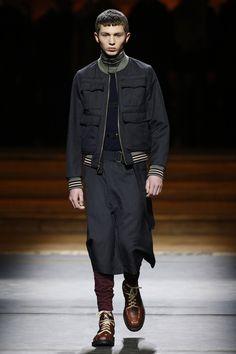 Dries Van Noten | Menswear - Autumn 2016 | Look 3