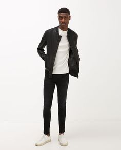 Image 1 of BOMBER JACKET from Zara