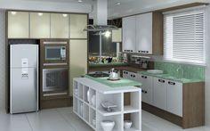 Cozinhas planejadas Italínea - Expand Planejados