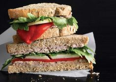 Quick Walnut Pâté Sandwiches with Pears and Arugula