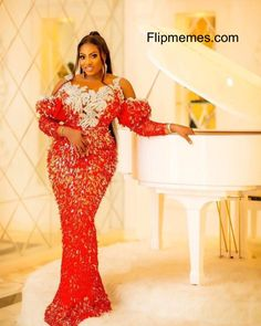 Lace Gown Styles, Lace Gowns, Unique Ankara Styles, Pretty Dresses, African Fashion, Classy, Formal Dresses, Stylish, Womens Fashion