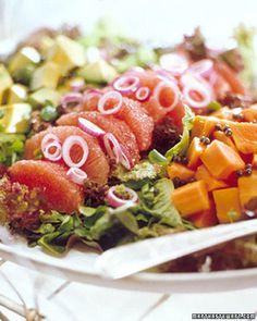 Easter Salad-Martha Stewart