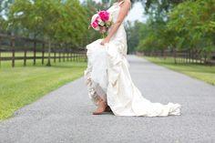 Pink & Gray Southern Glam Wedding Inspiration