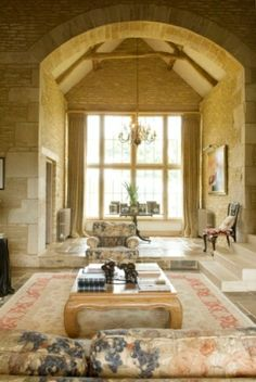 Beautiful renovated barn in Gloucestershire, England by TinyCarmen