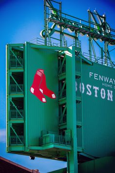 One of the greatest sports venues in the world. I was glad I was able to see Fenway in person this past summer.
