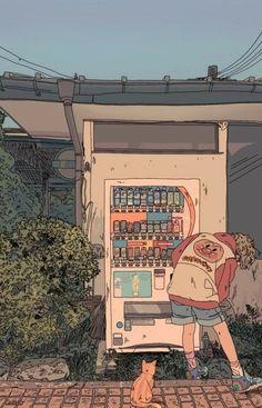 Anime Art Aesthetic – Art World 20 Wallpaper Aesthetic, Aesthetic Backgrounds, Aesthetic Art, Aesthetic Anime, Aesthetic Pictures, Japanese Aesthetic, Aesthetic Plants, Aesthetic Drawings, Pretty Art