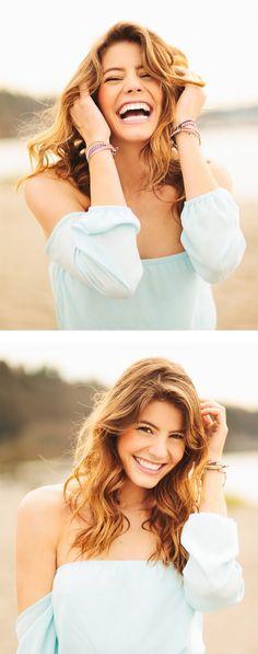 Solo photoshoot. warm colours, of shoulder dress, tiny bracelets//
