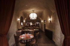 Cucina Torcicoda in Florence, project by Luigi Fragola Architects #LuigiFragola #DesignRestaurant #Gervasoni #CucinaTorcicoda