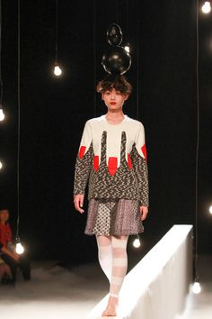 [No.17/19] melantrick hemlighet 2013~14秋冬コレクション   Fashionsnap.com