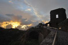 Civita Di Bagnoregio - Lazio, Itália