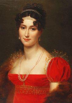 Jane Austen, Le Baron, Old Portraits, Regency Dress, 19th Century Fashion, Victorian Women, Empire Style, Female Portrait, Historical Clothing