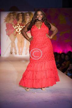 Full Figured Fashion Week™ Indie Designer Spotlight: Savannah Red http://www.savannahredislove.com/
