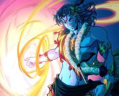 Krishna by xong on DeviantArt
