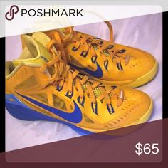 Nike Hyperdunk Great shape! Little to no wear. Mens size 8.5 Nike Shoes Athletic Shoes
