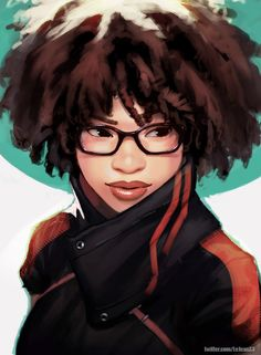 Want to discover art related to afro? Check out inspiring examples of afro artwork on DeviantArt, and get inspired by our community of talented artists. Character Inspiration, Character Art, Character Design, New Superheroes, Black Anime Characters, Illustration Art, Illustrations, Avatar, Afro Art