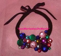 Colorful Necklace, Bisutería, Collares
