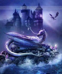Dragon dragons fantasy
