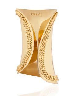 El flechazo del día: brazalete de Versace Atelier Jewelry