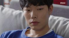 "Ugh… his smile kills me. Ryu Joon Yeol in the Kdrama, ""Lucky Romance"""