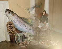 Imaginary Fantastic Bizarre モデル: Lily Cole(リリー・コール) 発表: イタリア版Vogue 2005年6月号