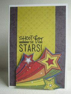 Cards / Fancy Pants  http://scraposition.blogspot.sg/2013/02/random-card-shoot-to-stars.html