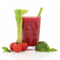 Celery and Tomato Juicing Recipe - Nutribullet Recipes