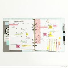 Arendal Planner Kit - Reveal #1 by sweetscrapper at @studio_calico