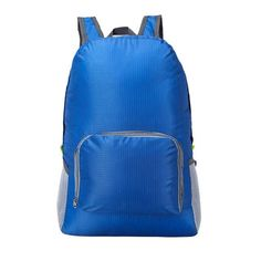 Lightweight Foldable Waterproof Nylon Women Men Children Skin Pack Backpack Travel Outdoor