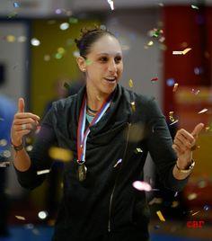Diana Taurasi, Team USA Gold medalist  #WNBA