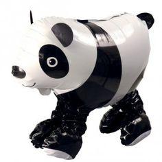 Ballon géant panda pour l'anniversaire de votre enfant - Annikids