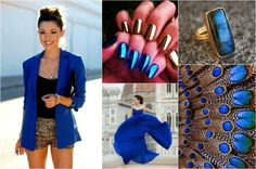 Cobalt and Gold