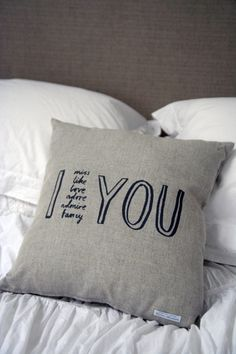 I Adore Your cushion from www.rockettstgeorge.co.uk